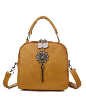 Rucsac Dama Convertible Bloom Yellow*