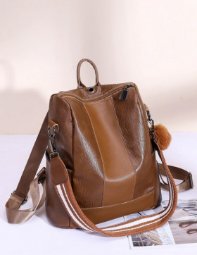 Rucsac Dama Convertible Stod Brown*