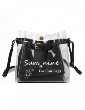 Set Genti Dama Sunshine Black