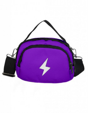 Geanta Dama Flash Purple