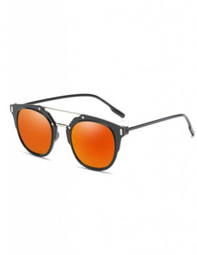 Ochelari de Soare Cat Eyes Aero Orange Mirror