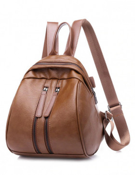 PRECOMANDA Rucsac Dama Convertible Beetle Brown