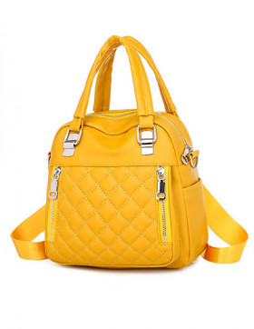 Rucsac Dama Convertible Sands Yellow