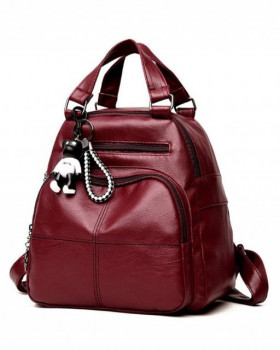 Rucsac Dama Convertible Sigy Red