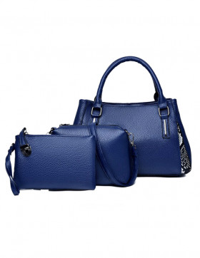 Set Genti Dama Perrier Blue
