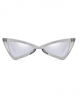 Ochelari de Soare Cat Eyes Treviso Grey Transparent Mirror