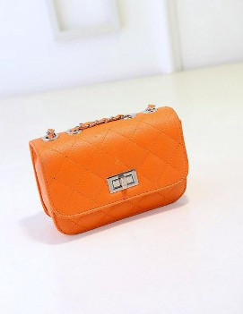 Geanta Dama Hague Small Orange