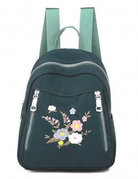 Rucsac Dama Convertible Florida Green*