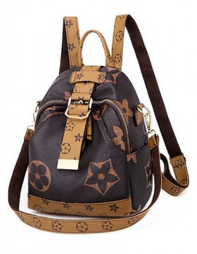 Rucsac Dama Convertible Potter Brown*
