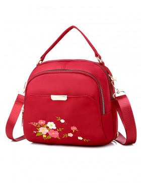 Rucsac Dama Convertible Spring Red*