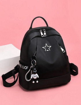 Rucsac Star Teddy Black