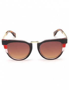 Ochelari de Soare Cat Eyes Wings Red