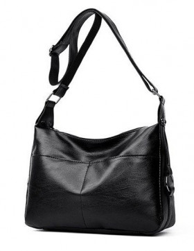 Geanta Dama Crossbody Buir Black