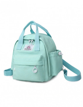 Rucsac Dama Convertible Cuffs Mint Green*