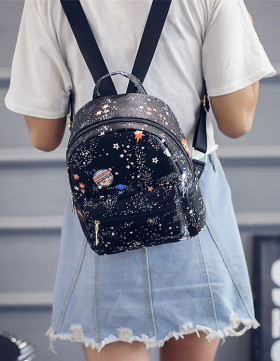Rucsac Dama MilkyWay Black