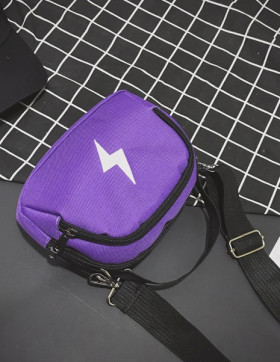 Geanta Flash Purple