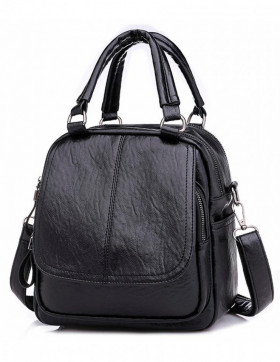 Rucsac Dama Convertible Peak Black*