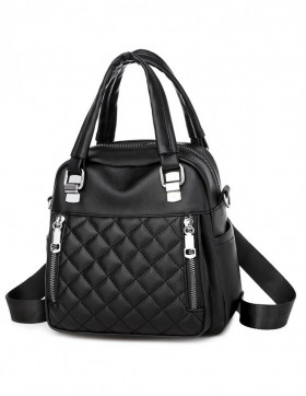 Rucsac Dama Convertible Sands Black*