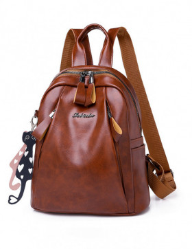 Rucsac Dama Nevada Kitty Brown
