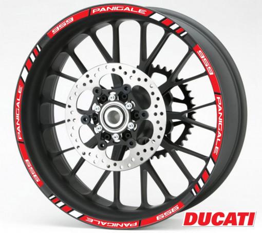 Rim Stripes - Ducati 959 Panigale