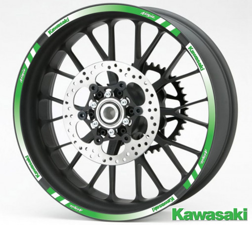 Rim Stripes - Kawasaki Ninja