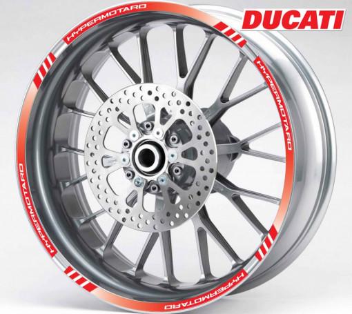 Rim Stripes - Ducati Hipermotard