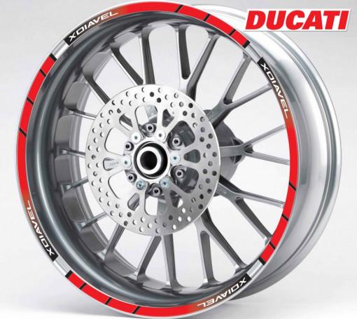 Rim Stripes - Ducati XDiavel