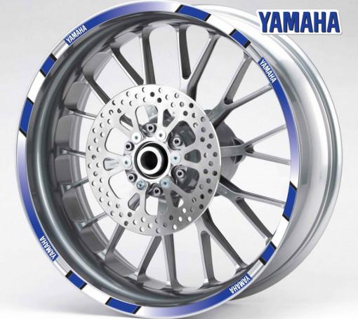 Rim Stripes - Yamaha albastru