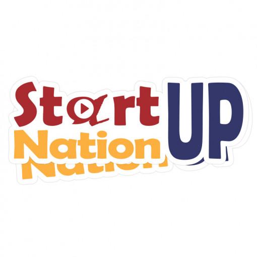Set 10 Stickere Start-Up Nation