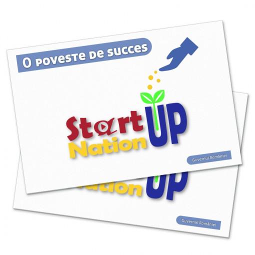 Set 2 Placute Start-Up Nation, Placute StartUp obligatorii