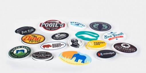 Stickere Personalizate - Oval