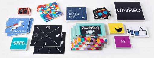 Stickere Personalizate - Patrat