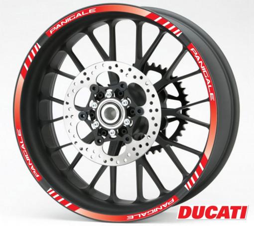 Rim Stripes - Ducati Panigale