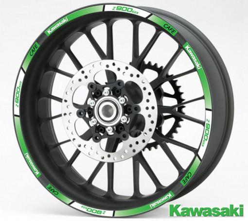 Rim Stripes - Kawasaki Z900 RS Cafe