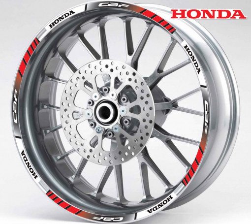 Rim Stripes - Honda CBF rosu