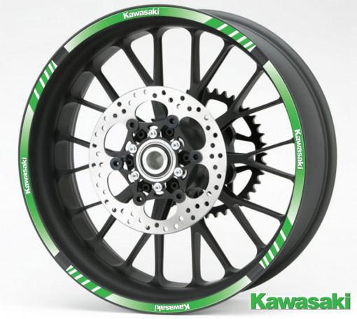Rim Stripes - Kawasaki