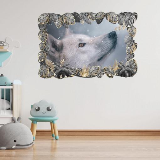 3D Sticker perete - Animale salbatice34
