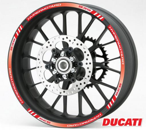 Rim Stripes - Ducati Hipermotard 939
