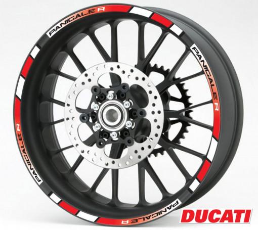 Rim Stripes - Ducati Panigale R