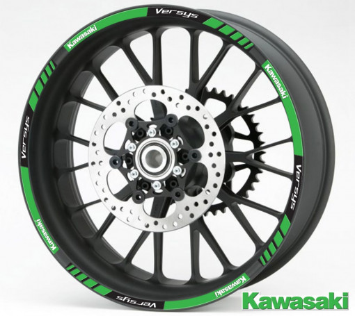 Rim Stripes - Kawasaki Versys