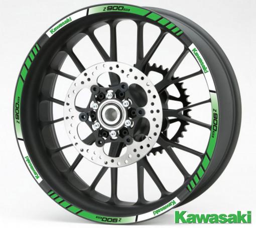Rim Stripes - Kawasaki Z900 RS