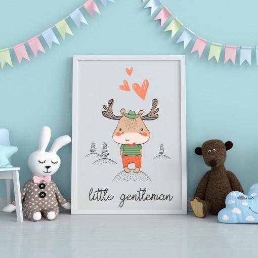 Tablou - Ren - Little gentleman