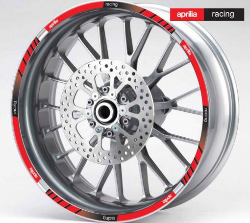 Rim Stripes - Aprilia Racing