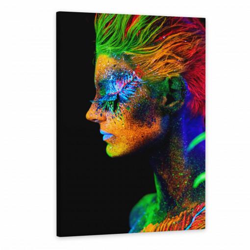 Tablou Canvas, Body Paint