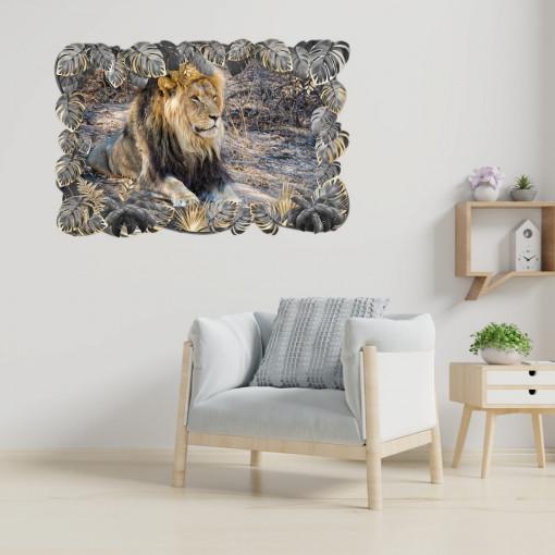 3D Sticker perete - Animale salbatice18