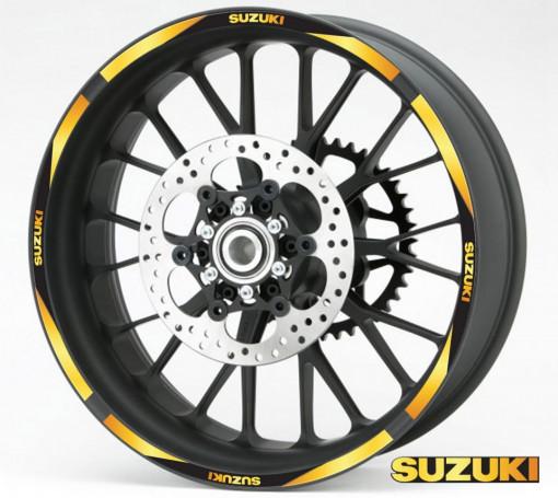 Rim Stripes - Suzuki auriu