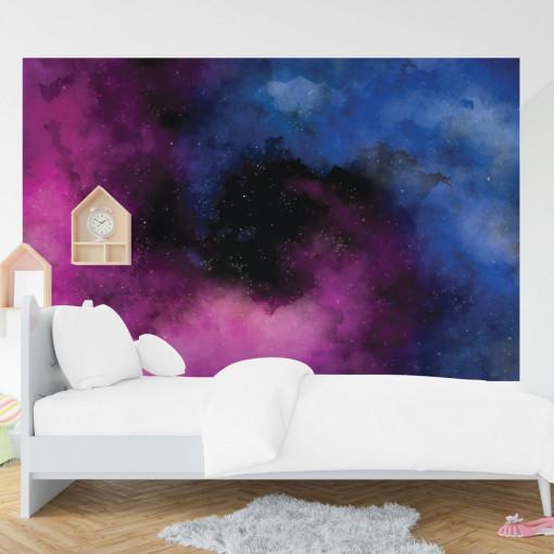 Fototapet autoadeziv - Galaxia