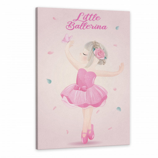Tablou Canvas, Little Ballerina