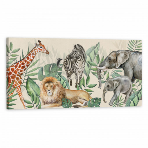 Tablou Canvas, Safari 1