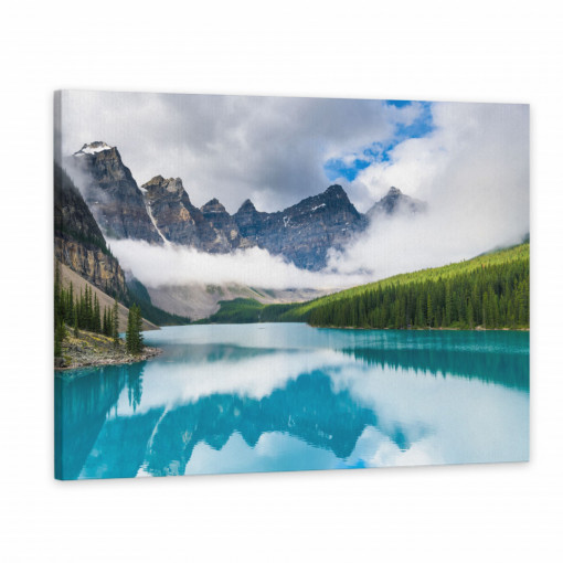 Tablou Canvas, Lacul & Muntele